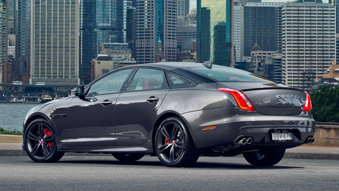 jaguar xj 2016 review | carsguide