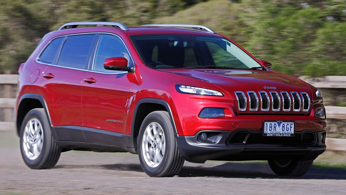 jeep cherokee longitude 2015 review carsguide
