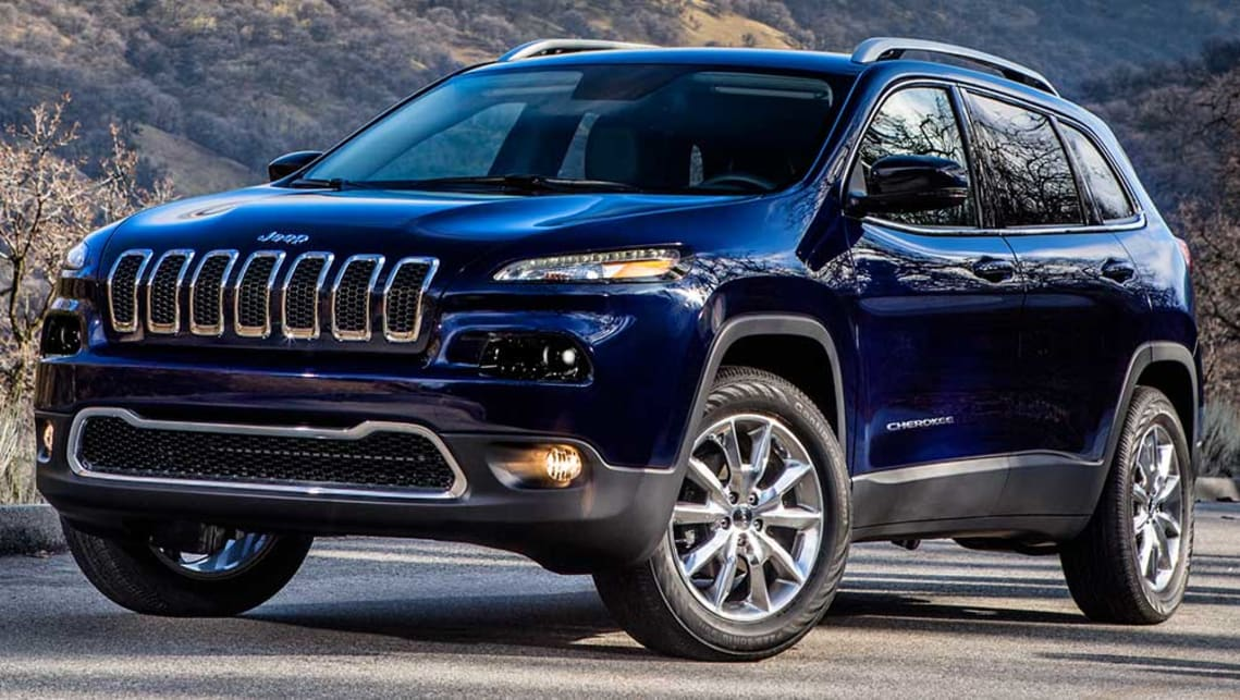 2015 jeep cherokee recalled over fire risk car news carsguide. Black Bedroom Furniture Sets. Home Design Ideas