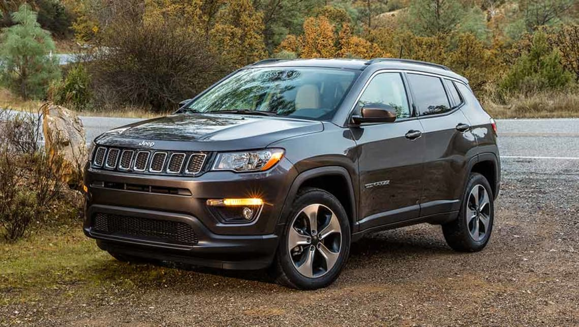 jeep compass 2018 review carsguide. Black Bedroom Furniture Sets. Home Design Ideas