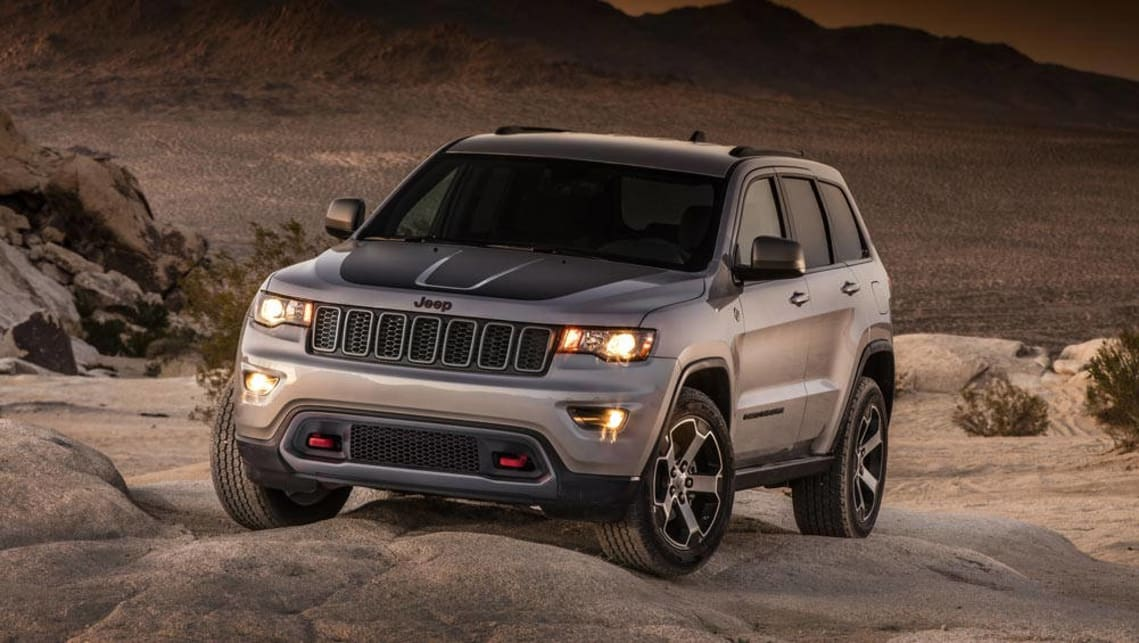 Jeep Grand Cherokee 2017 New Car Sales Price Car News Carsguide