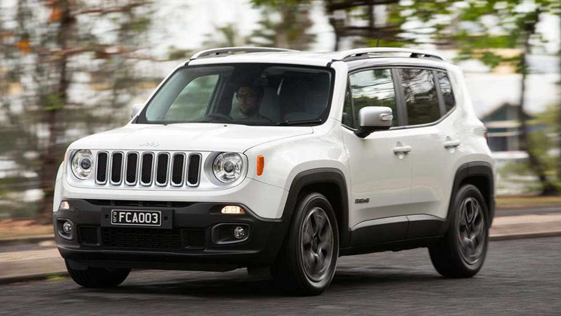 Jeep 2016 review