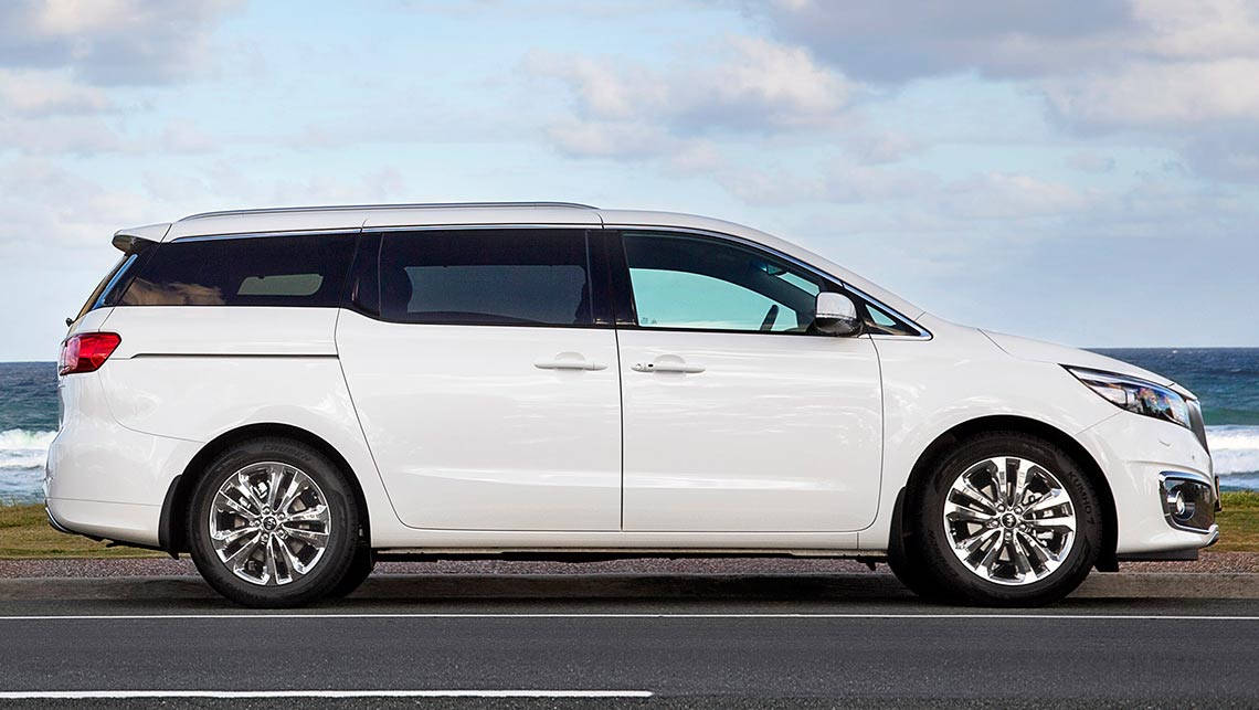 Uber Price Quote >> 2015 Kia Carnival review | road test | CarsGuide