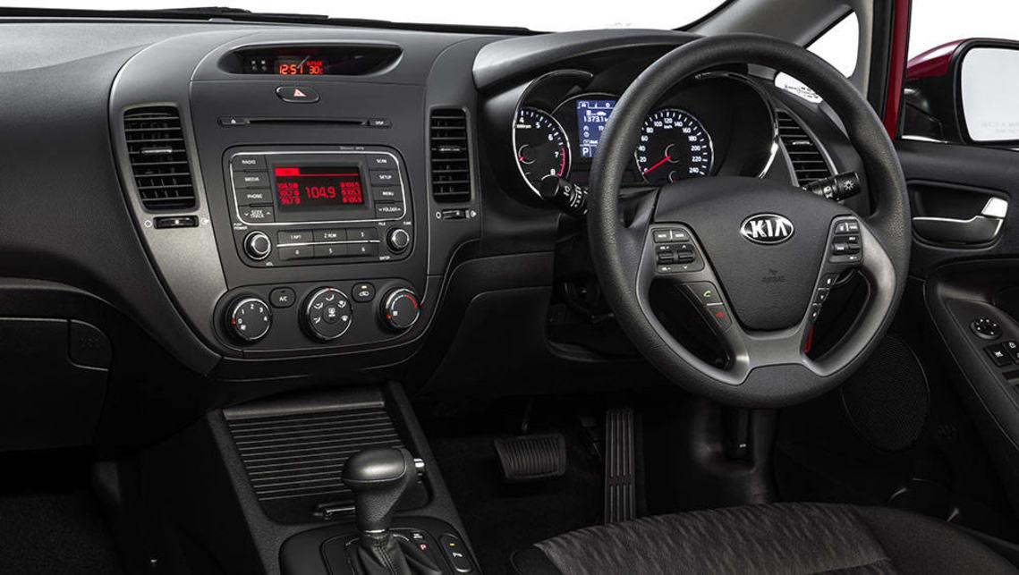 All Star Kia >> 2015 Kia Cerato Si review | road test | CarsGuide
