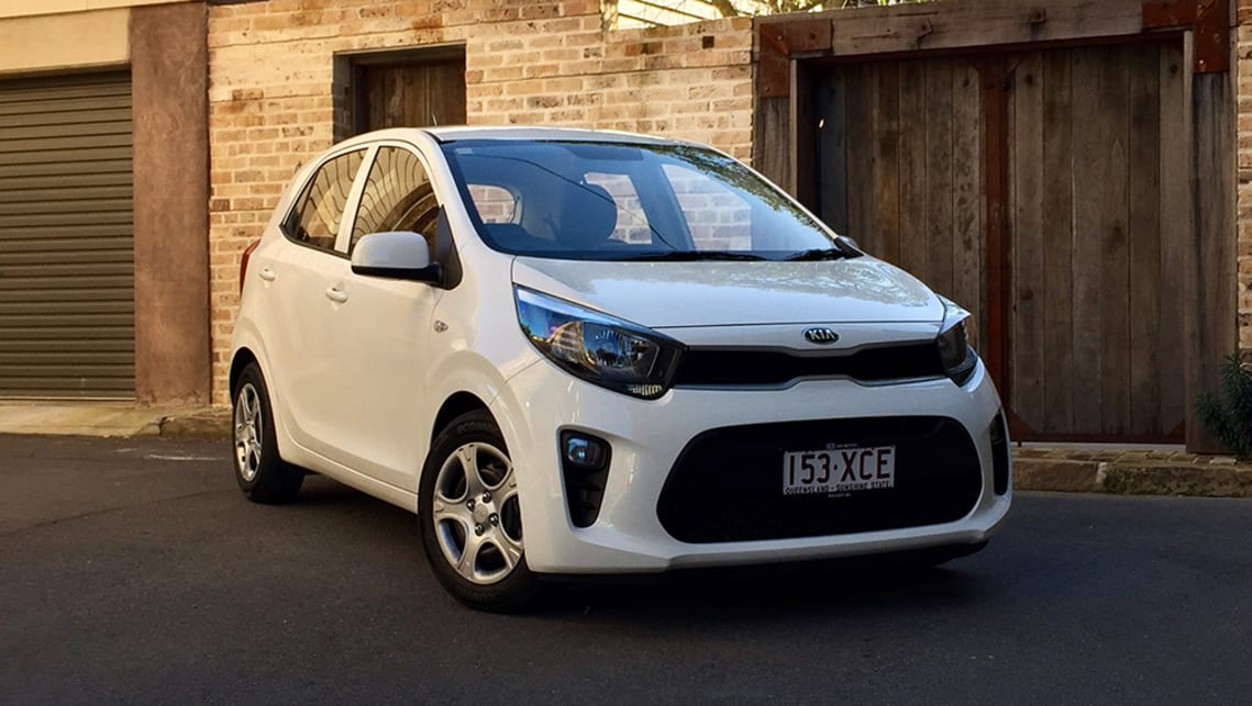 Kia Picanto S Manual 2017 Review Carsguide