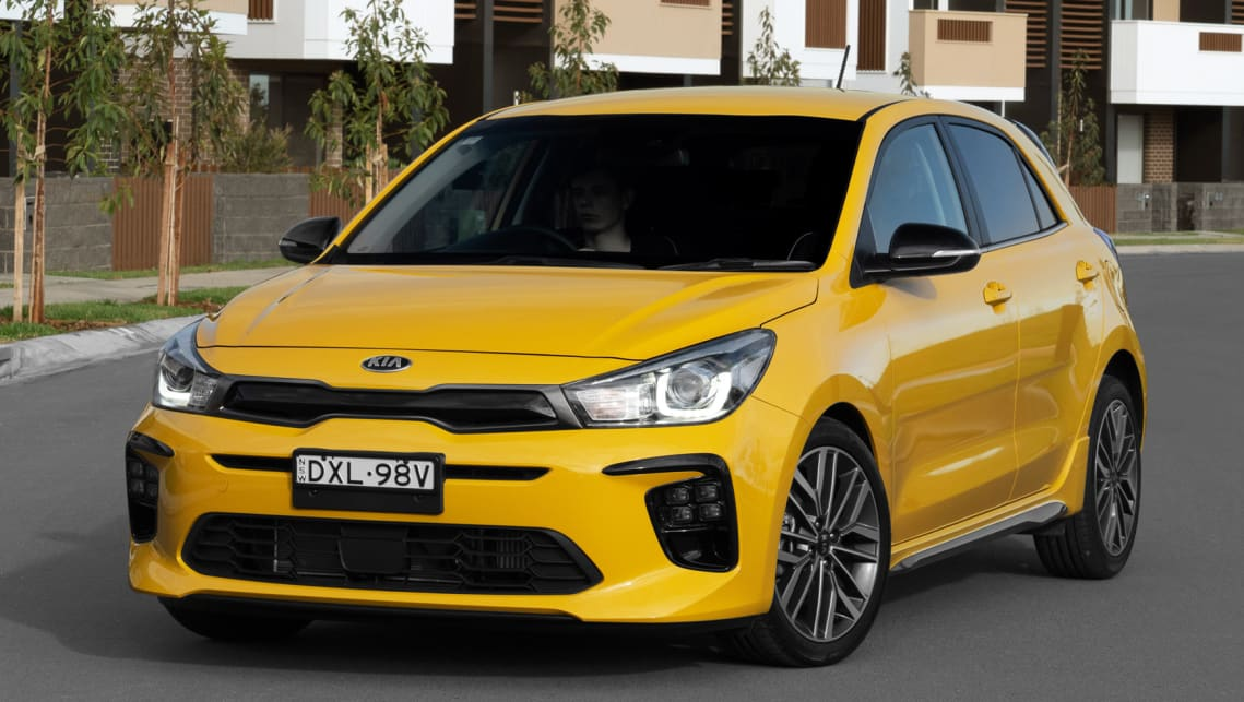 kia rio 2019 pricing and specs revealed