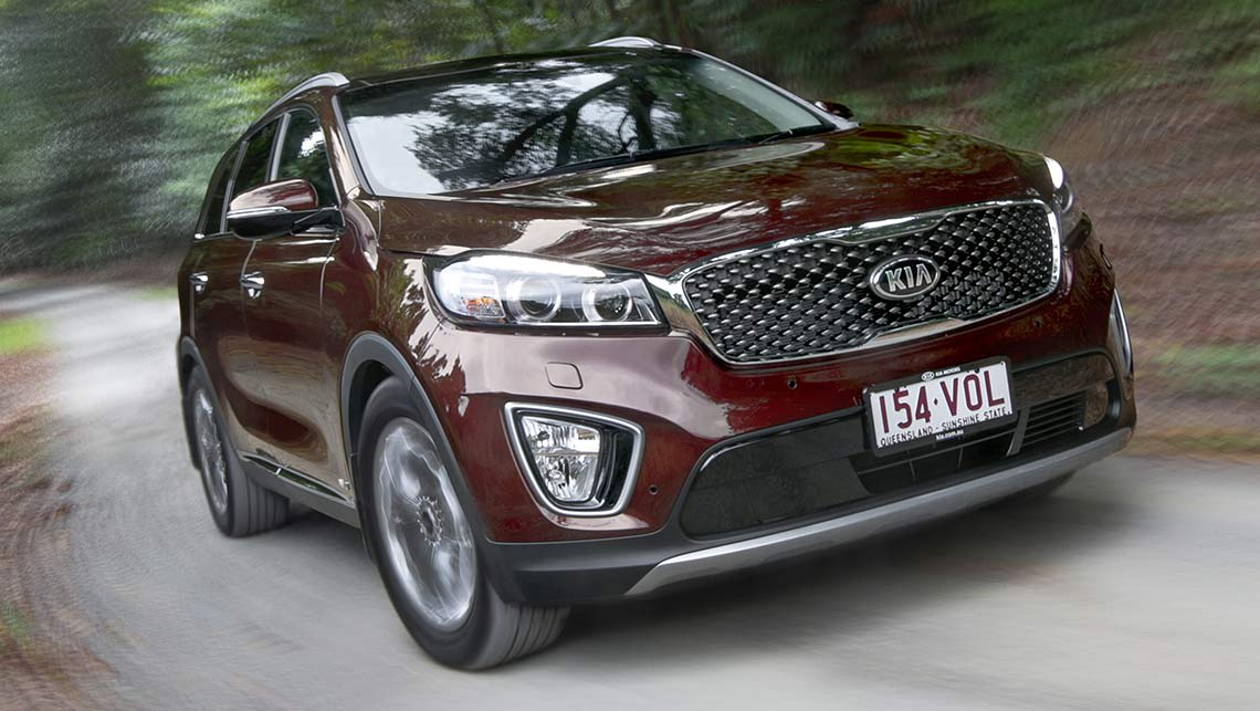 original review reviews in driver sonata and kia sorento photo s model depth car
