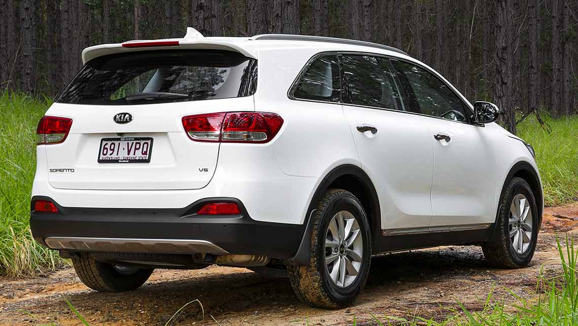 2015 kia sorento review first drive carsguide. Black Bedroom Furniture Sets. Home Design Ideas
