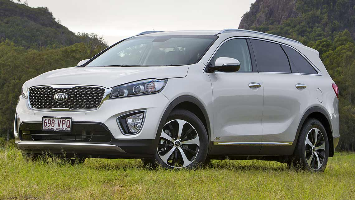 kia sorento 2015 review carsguide. Black Bedroom Furniture Sets. Home Design Ideas
