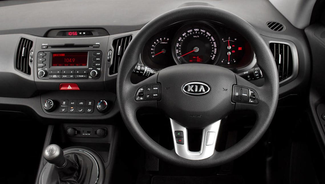 Used Kia Sportage Review 2010 2014 Carsguide