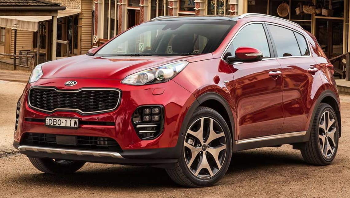 Kia Sportage 2016 Review