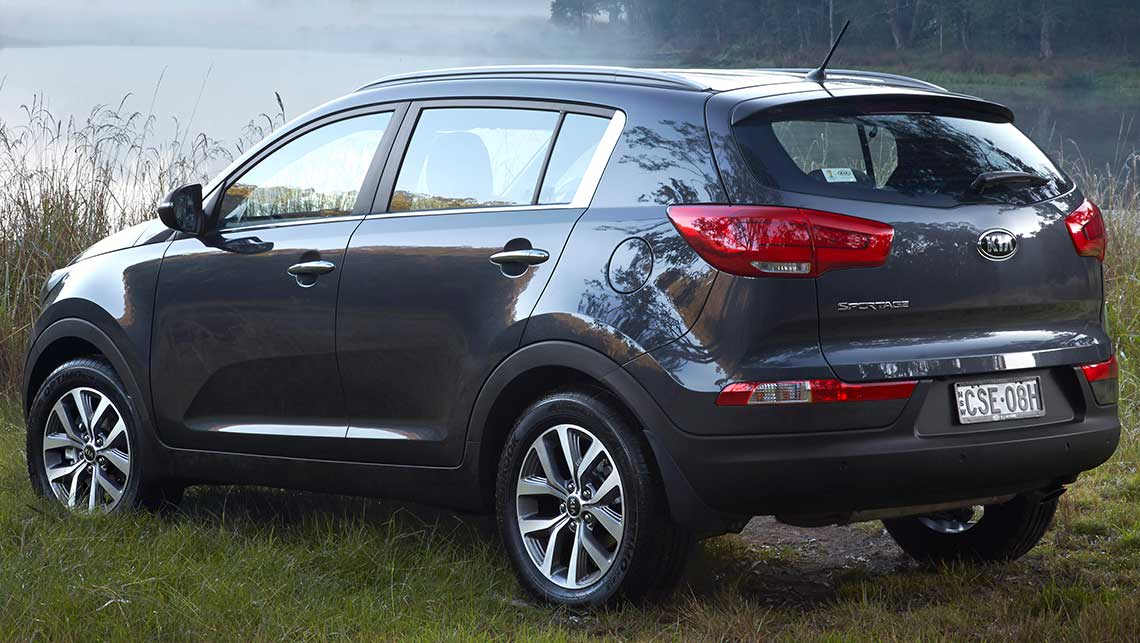 2015 kia sportage si premium review carsguide. Black Bedroom Furniture Sets. Home Design Ideas