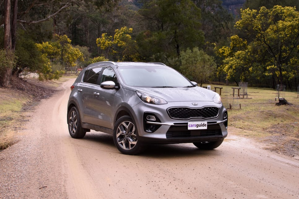 Kia Sportage SLi 2018 review