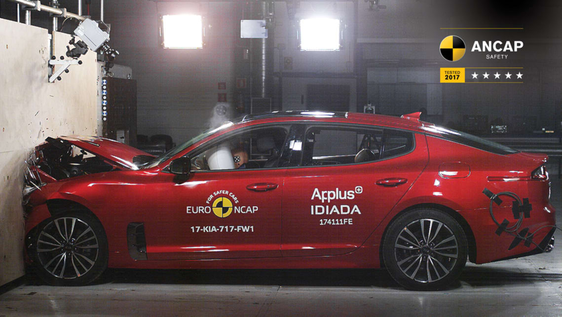 A penalty was handed out to all models in the full-width frontal 50km/h crash test, as none of them feature standard rear seatbelt pre-tensioners.