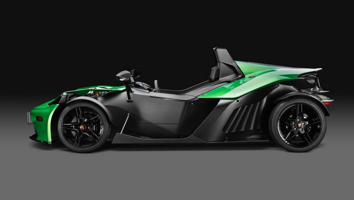 Ktm X Bow >> KTM X-Bow R 2017 | new car sales price - Car News | CarsGuide