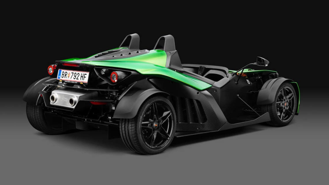 ktm x bow r 2017 new car sales price car news carsguide. Black Bedroom Furniture Sets. Home Design Ideas