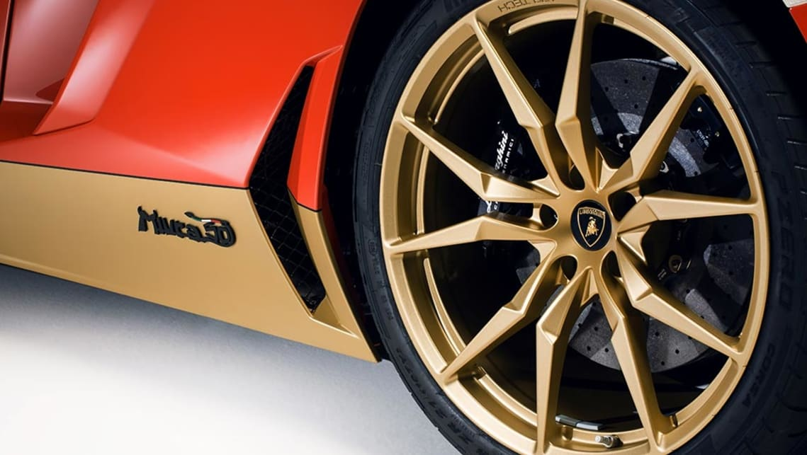 Lamborghini Aventador Miura Homage Revealed Car News Carsguide