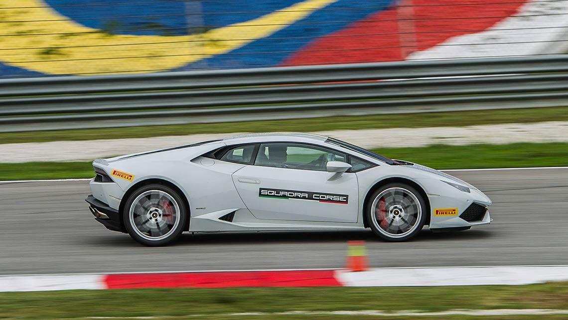 Lamborghini Huracan 2014 Review Carsguide