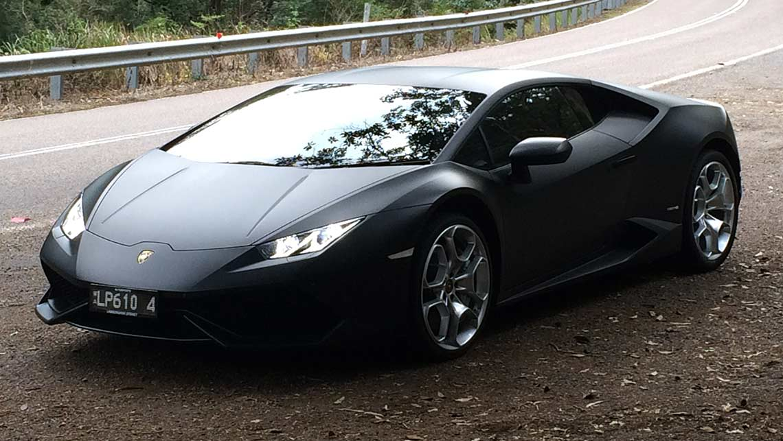 Lamborghini Huracan 2015 Review Road Test Carsguide
