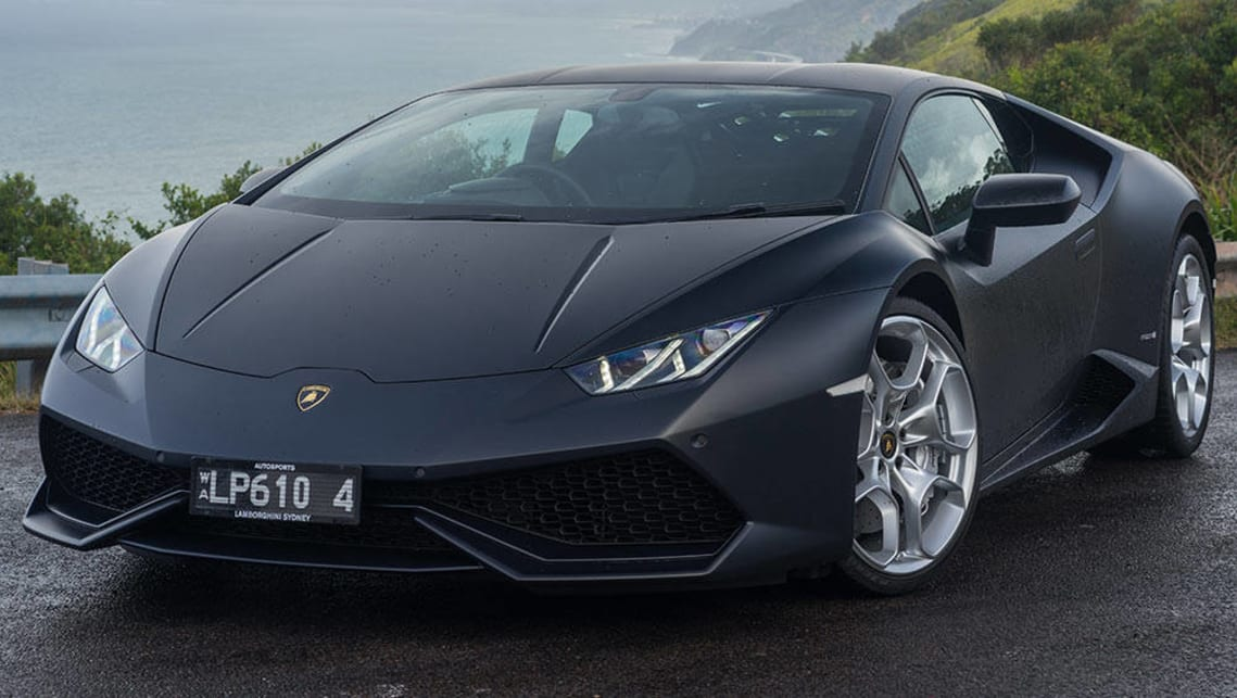 Cheap Luxury Cars >> Lamborghini Huracan 2015 review | CarsGuide