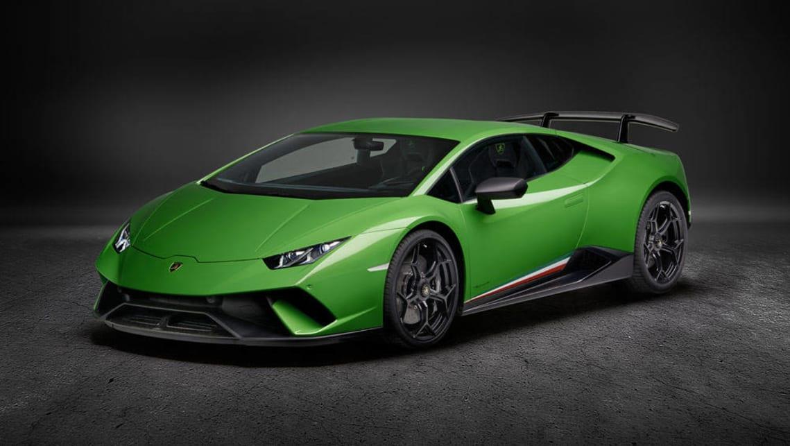 2017 Lamborghini Huracan Performante revealed in Geneva ...
