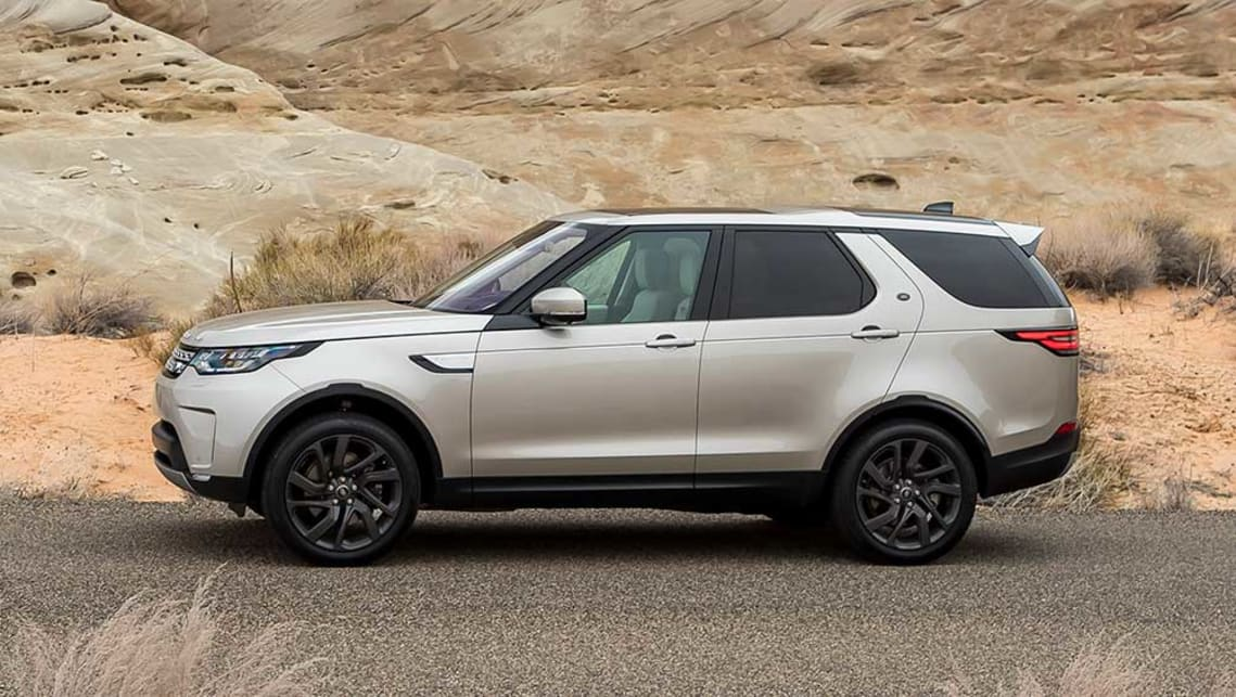 land rover discovery price guide