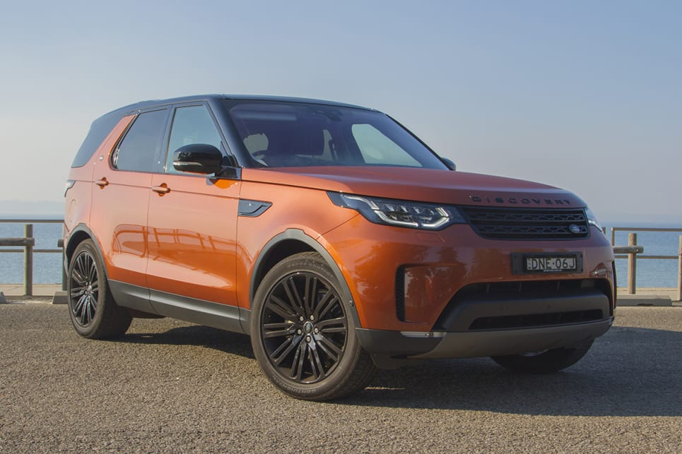 Toyota Of Anderson >> Land Rover Discovery First Edition 2017 review | CarsGuide