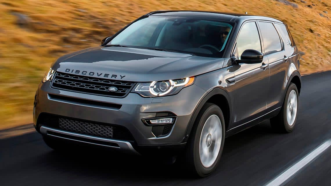 land rover discovery sport 2015 review carsguide. Black Bedroom Furniture Sets. Home Design Ideas