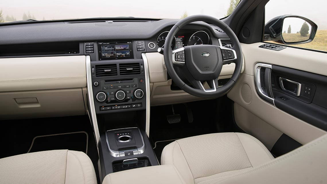 2016 Land Rover Discovery Sport SD4 HSE review  road test  CarsGuide