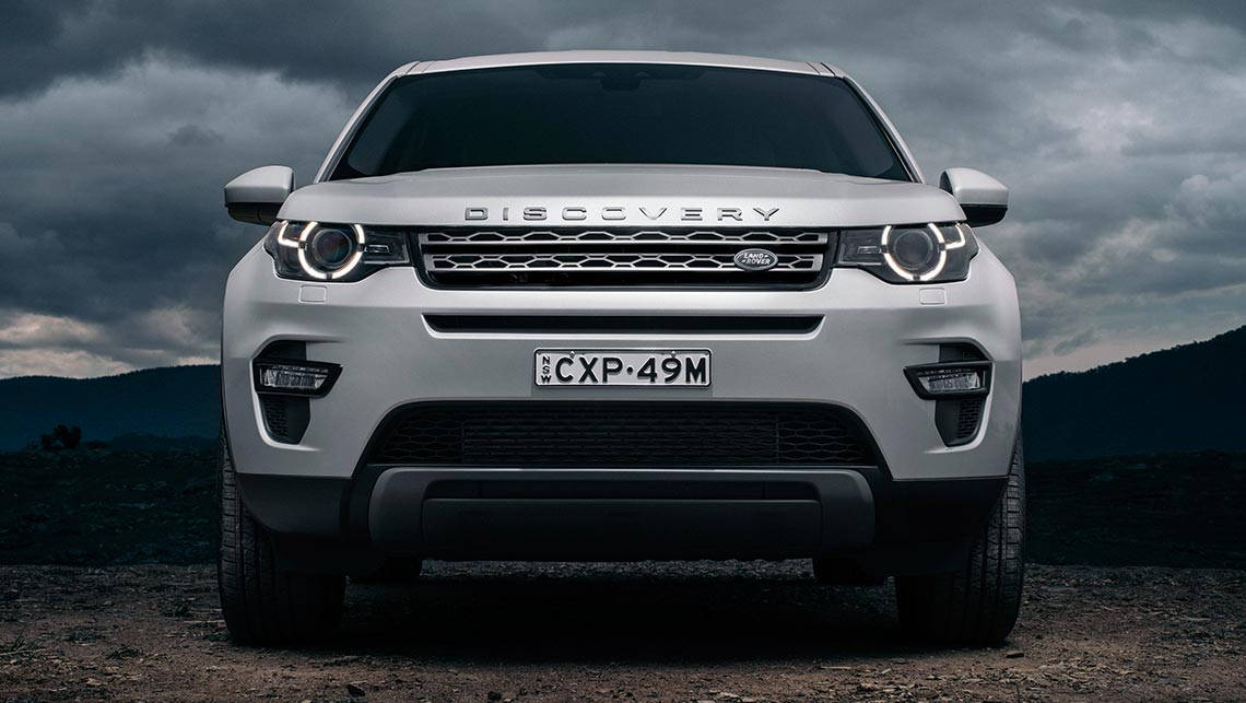 Land Rover Discovery Sport SD4 SE 2015 Review  CarsGuide