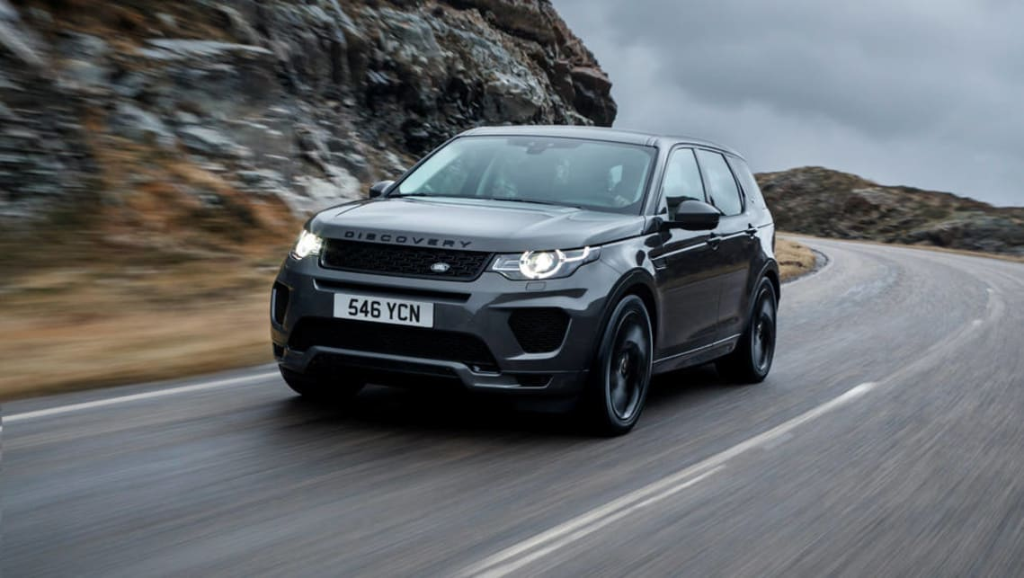 discovery sport and evoque score ingenium petrol power for. Black Bedroom Furniture Sets. Home Design Ideas