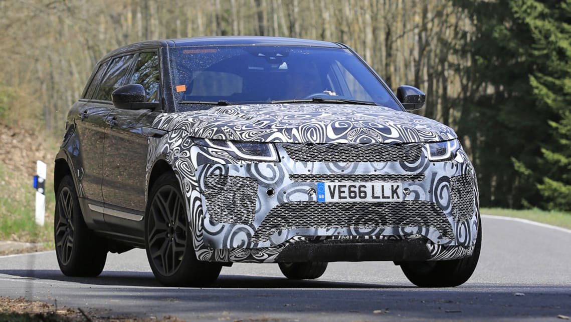 land rover defender 2018 spy shots. fine defender range rover evoque 2019 spy shots on land rover defender 2018
