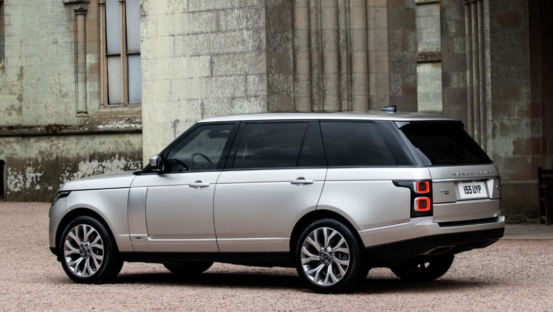 Land Rover Los Angeles >> Range Rover 2018 pricing and spec confirmed - Car News | CarsGuide