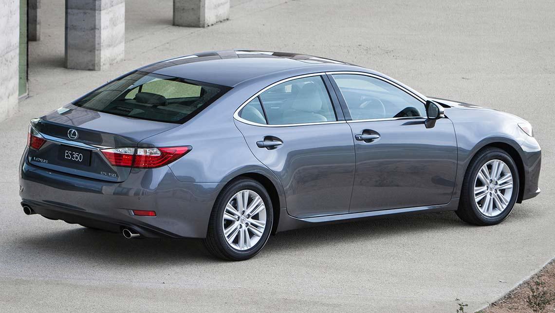 Lexus es350 review
