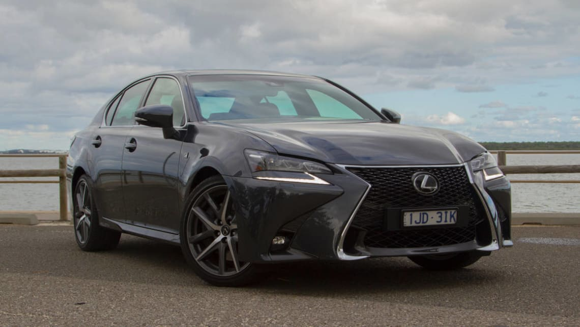 Lexus GS 2018 Review