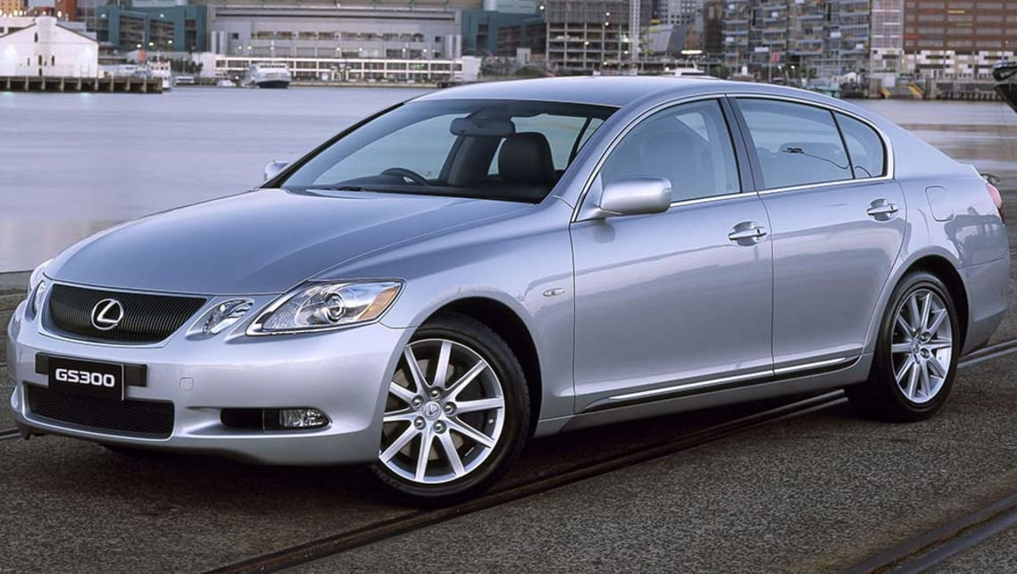 Used Lexus Gs300 And Gs430 Review 2005 2011 Carsguide