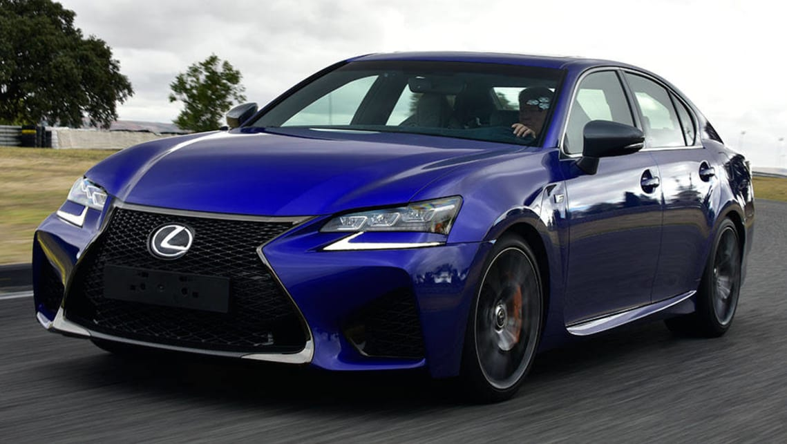 lexus gsf 2016 review carsguide. Black Bedroom Furniture Sets. Home Design Ideas