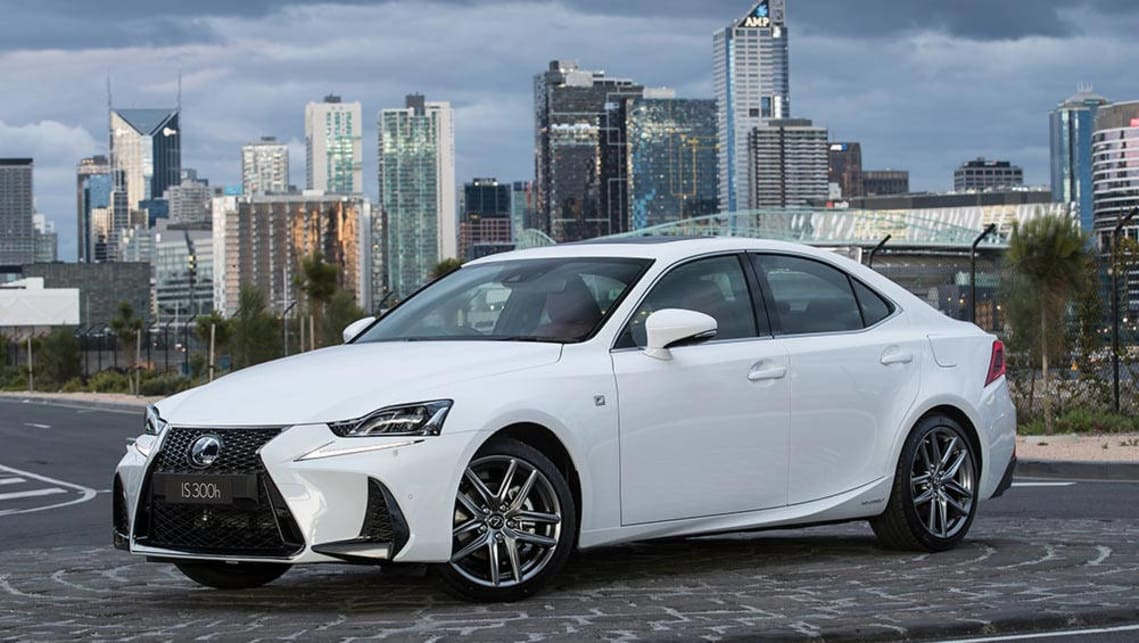 Expert Rating Reviews >> Lexus IS300h 2016 review: snapshot | CarsGuide
