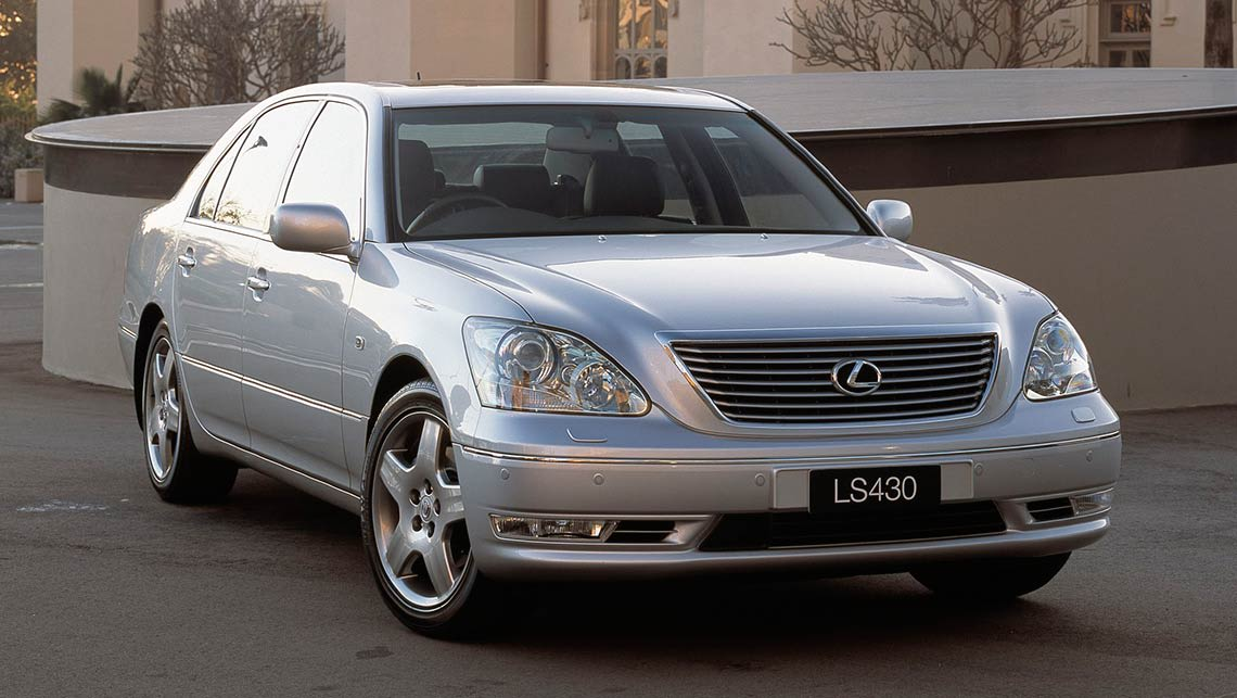2003 Lexus Ls430 >> Lexus LS used review | 1990-2014 | CarsGuide