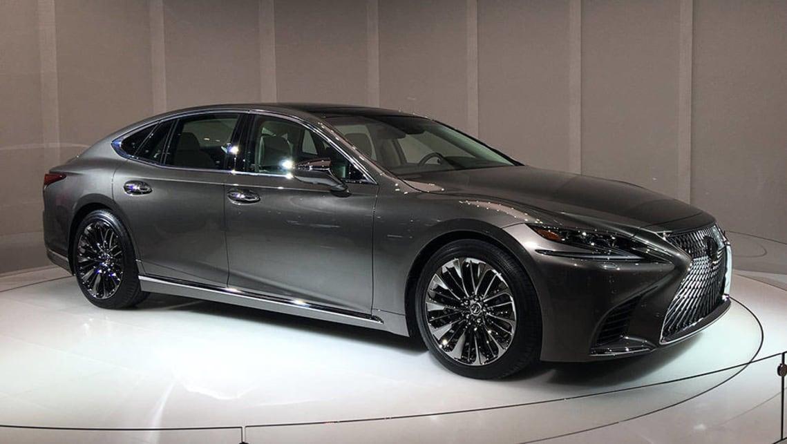 2018 Lexus Ls Previews Driver Focused Future Car News