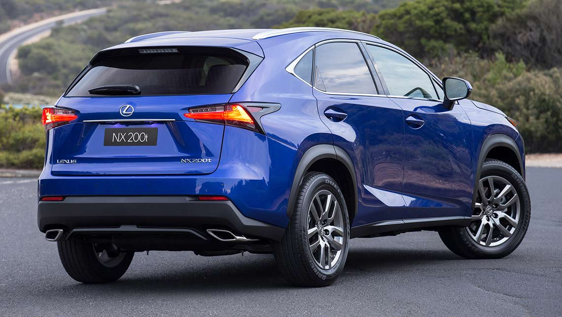 Lexus Nx200t 2015 Review Carsguide