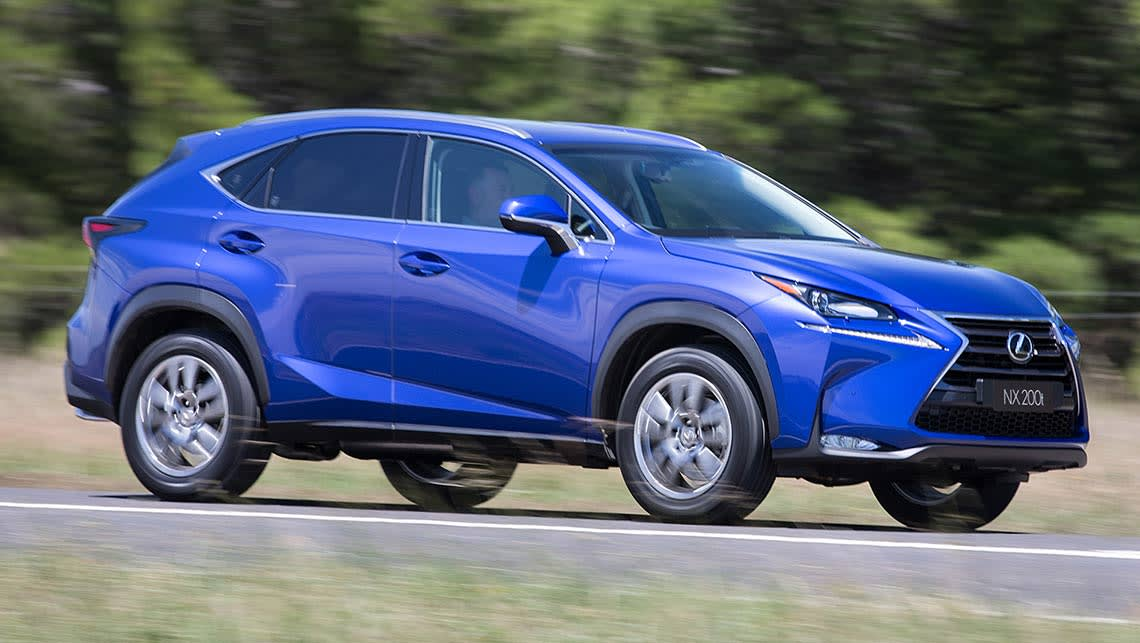 הגדול Lexus NX200t 2015 review | CarsGuide MX-12