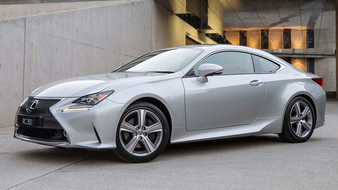 2014 lexus rc 350 new car sales price car news carsguide. Black Bedroom Furniture Sets. Home Design Ideas