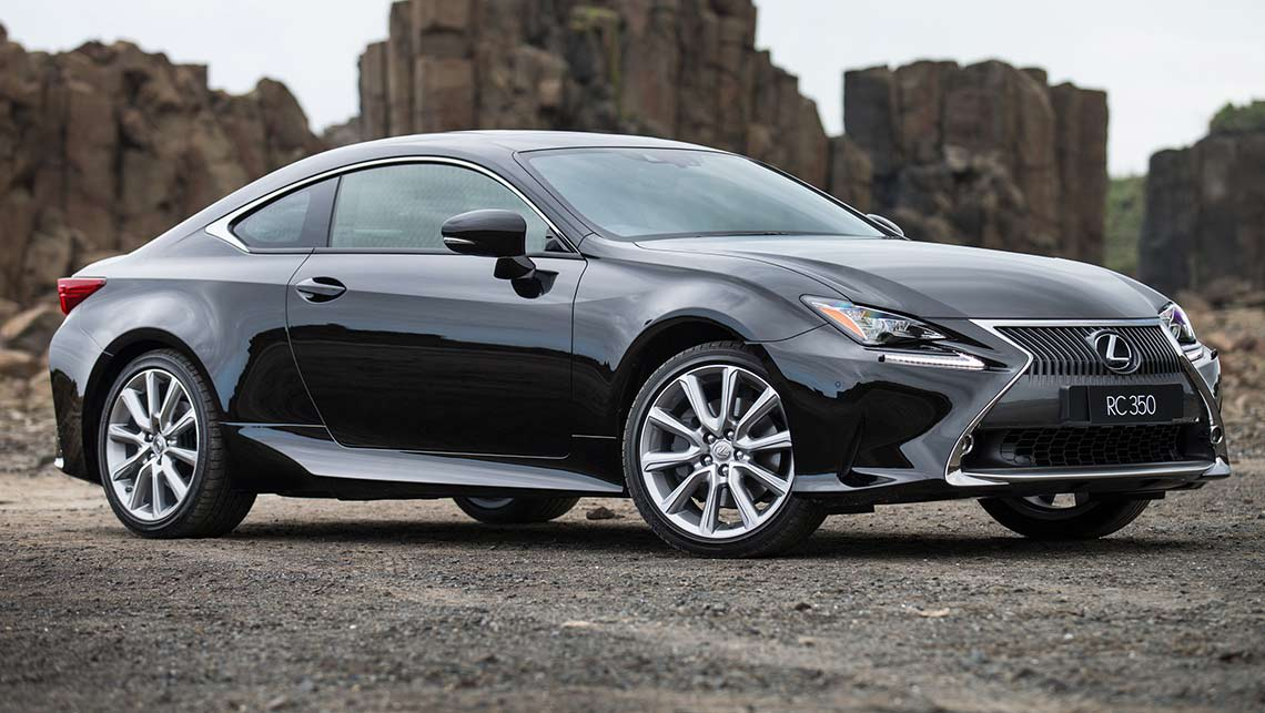 lexus rc 350 sport luxury 2015 review carsguide. Black Bedroom Furniture Sets. Home Design Ideas