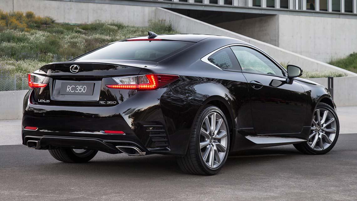 Lexus rc 350 sport