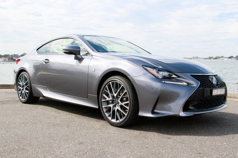 lexus rc200t f sport 2017 review carsguide. Black Bedroom Furniture Sets. Home Design Ideas