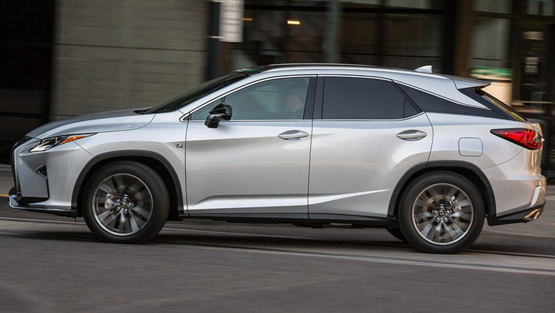 2015 Lexus RX SUV Review First Drive CarsGuide