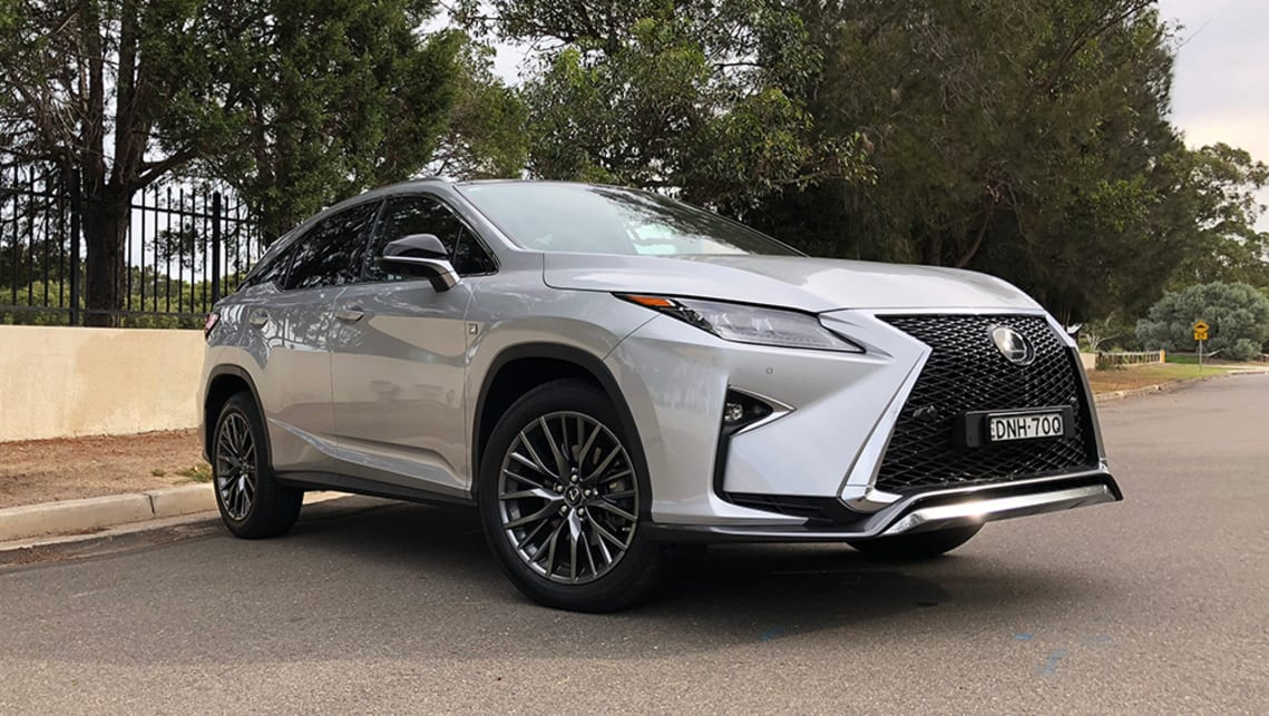Captivating Lexus RX 350 2018 Review: Snapshot