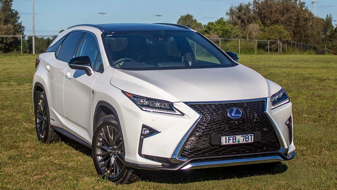 Lexus Is 350 >> Lexus RX 450h F Sport 2016 review | CarsGuide