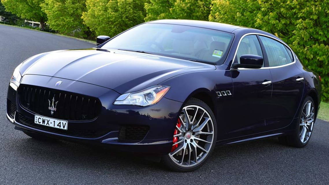 Nissan March Tuning >> 2016 Maserati Quattroporte GTS review | road test | CarsGuide